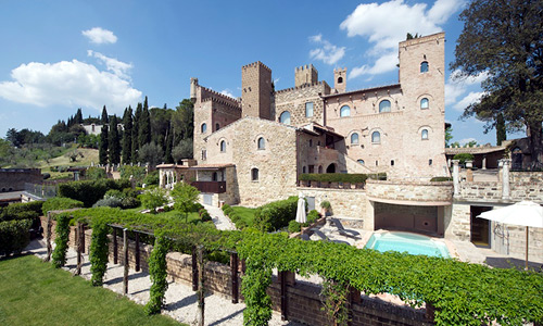Castello Italy