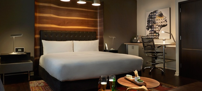 Hotel Zetta Room