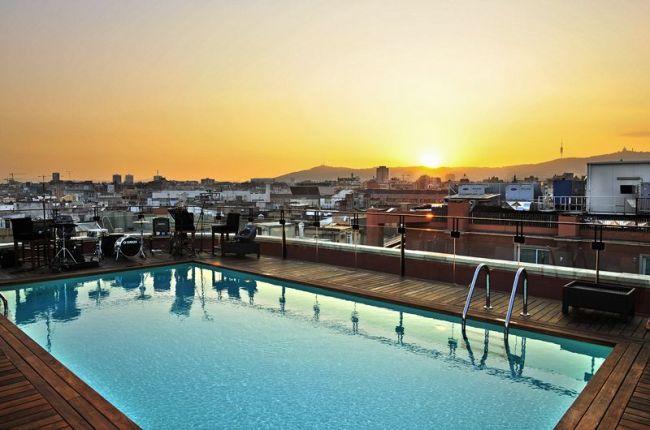 Hotel 1898 Pool
