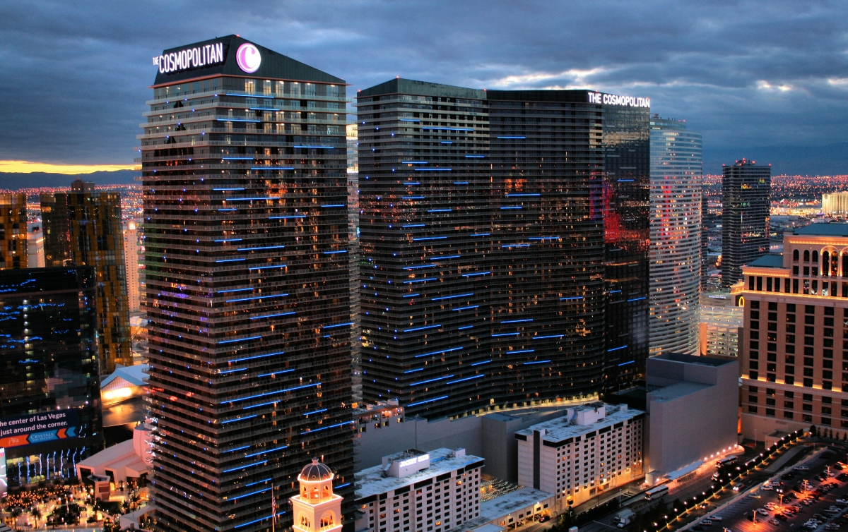 The Cosmopolitan Vegas