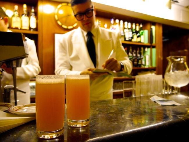 Harry's Bar Venice Italy