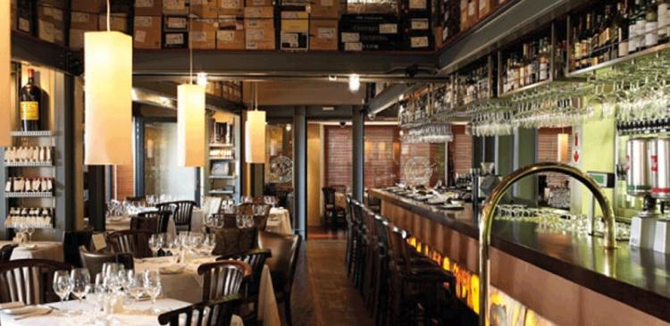 Belthazar Restaurant Internal