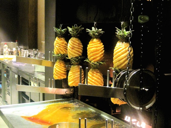 Heston Pineapple