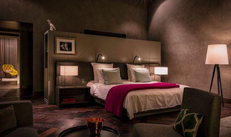 Bel etage suite Das Stue
