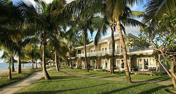 Sugar Beach Mauritius Accomodation