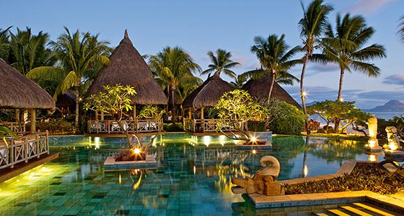 Sugar Beach Mauritius Bar