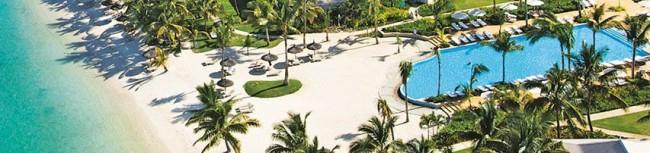Sugar Beach Mauritius beach