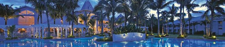 Sugar Beach Mauritius pool