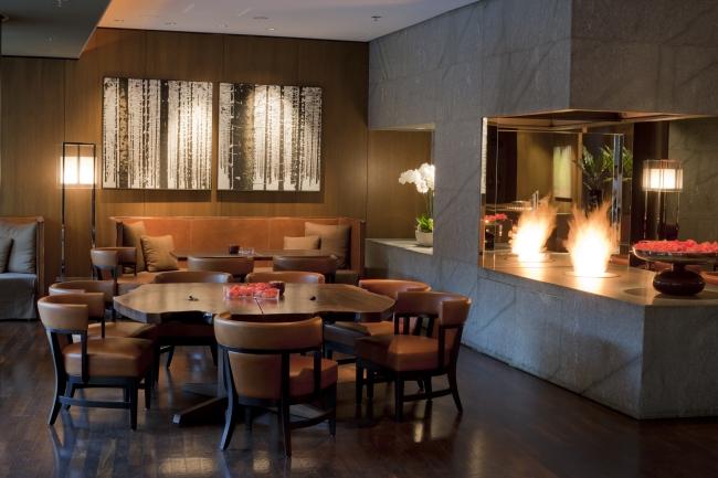 Grand Hyatt - Tizian Lounge
