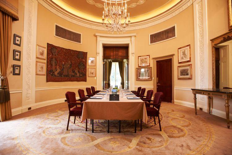 Stoke Park Oval Office