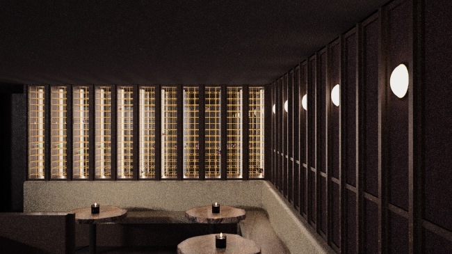 Truscott Cellar Bar Upstairs