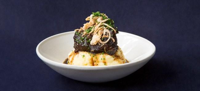 Truscott Cellar Beef Dish