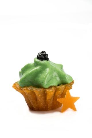 Cupcake de Huevo de Codorniz y Trufa-Club Allard 1mb