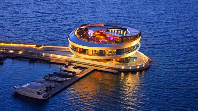 Four Seasons Doha Nobu Arial