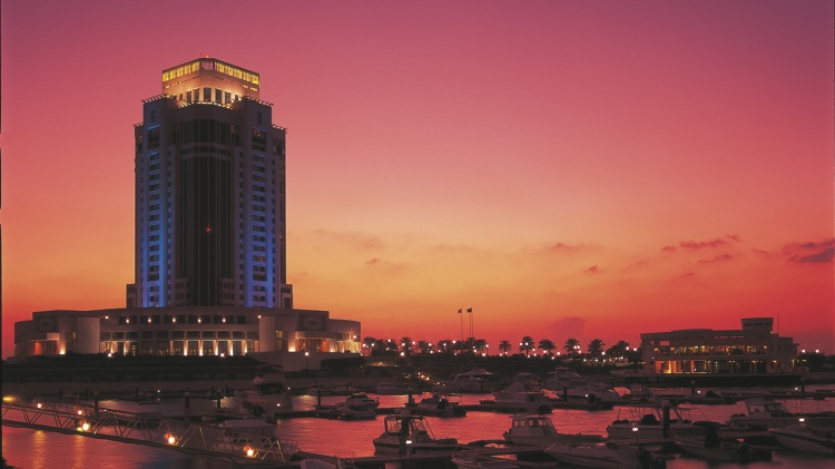 Ritz Carlton - Sunset - Doha