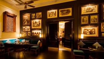 Bombay Gin Bar