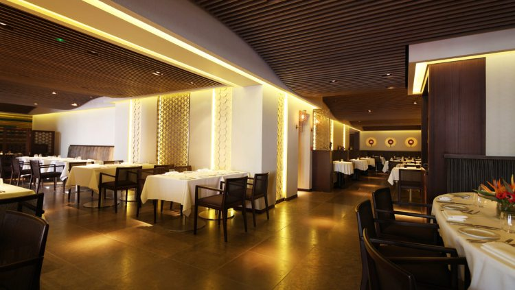 Quilon Indian Restaurant Like Bella Hadid