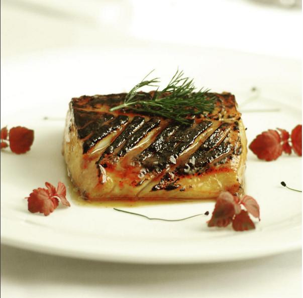 Indian Black Cod Quilon Restaurant
