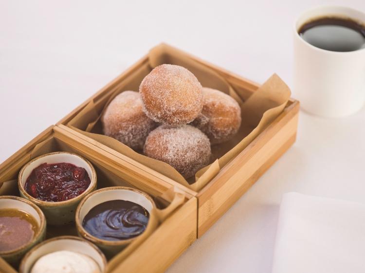 Doughnuts George's at the Cove - California Modern