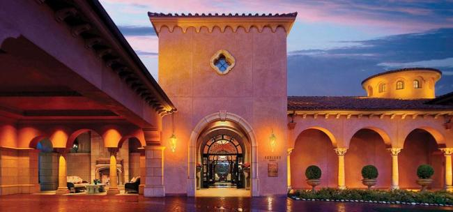 Fairmont Grand del Mar San Diego Addison Entrance
