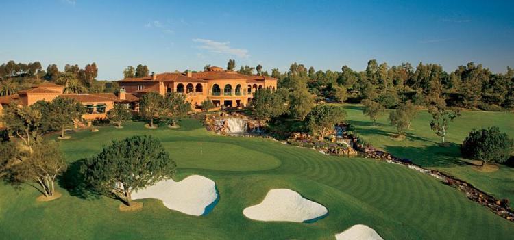 Fairmont Grand del Mar San Diego Golf Course