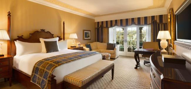 Fairmont Grand del Mar San Diego Suite