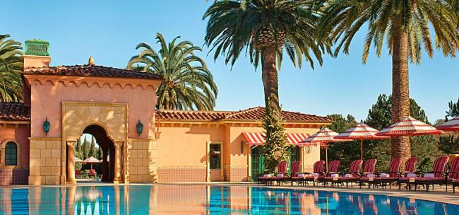 Fairmont Grand del Mar San Diego Swimming Pool