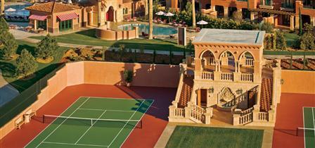 Fairmont Grand Del Mar San Diego Tennis Court