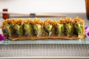 Andreas Las Vegas Sushi Roll