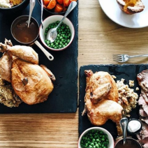 Birch Sunday Roast LA