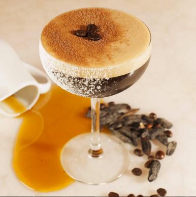 SushiSamba Las Vegas Coffee Cocktail