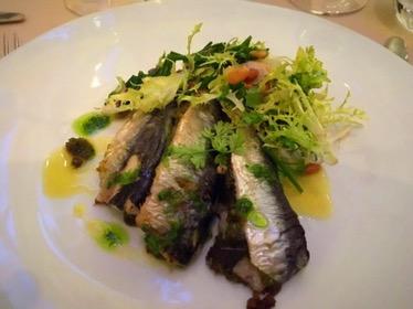 Sardines Cigalon Gin & Bone image