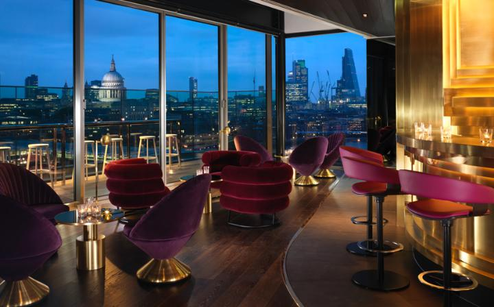 Rumpus Room - Mondrian Hotel London