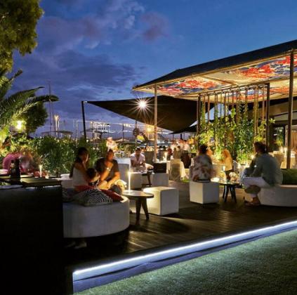 Cavalli Club Restaurant - Ibiza