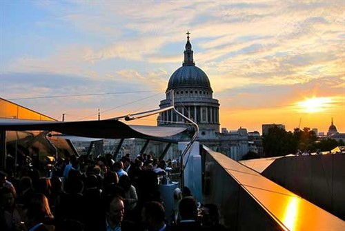 Madison Rooftop - St Pauls