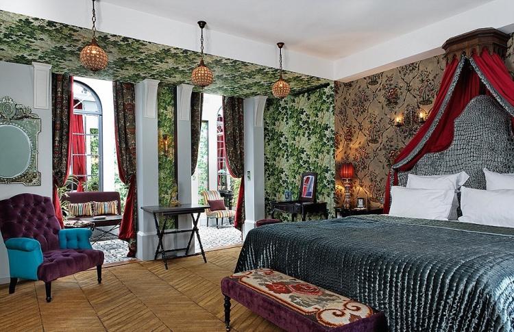 St James Paris Hotel Images