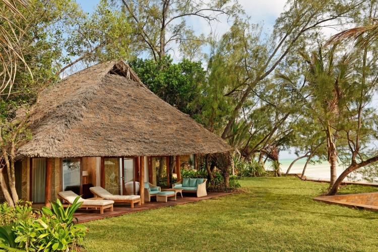 Luxury Beach Villas Zanzibar Africa