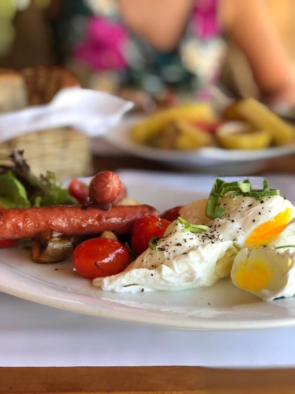 Ocean Tulia Zanzibar Breakfast