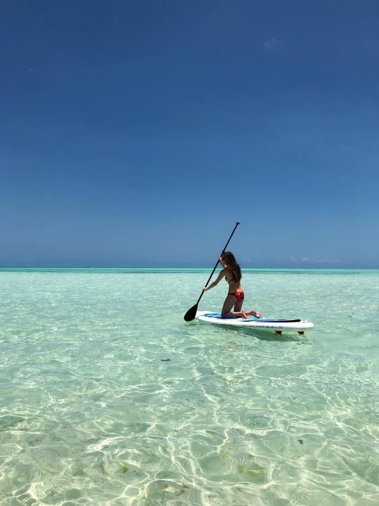 Ocean Tulia Zanzibar Africa
