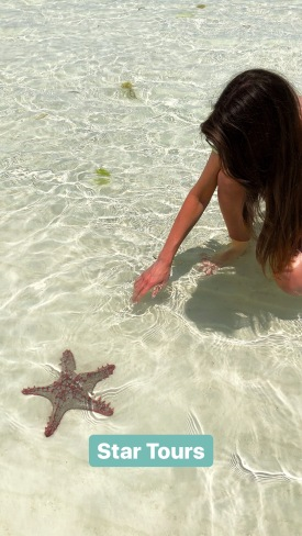 Happy Girl - Tulia - Beach BBQ - Africa - Starfish
