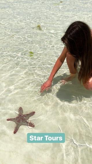 Happy Girl - Tulia - Beach BBQ - Africa - Starfish