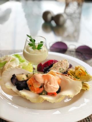 Melia Zanzibar - Restaurant - Beach - Ginandbone ©®