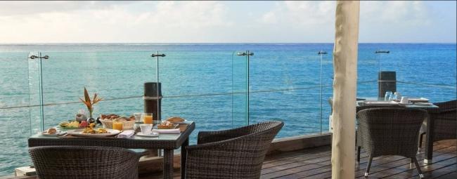 Melia Zanzibar - Jetty Restaurant