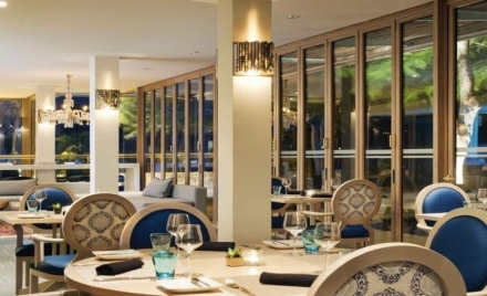 Melia Zanzibar - Aqua Restaurant