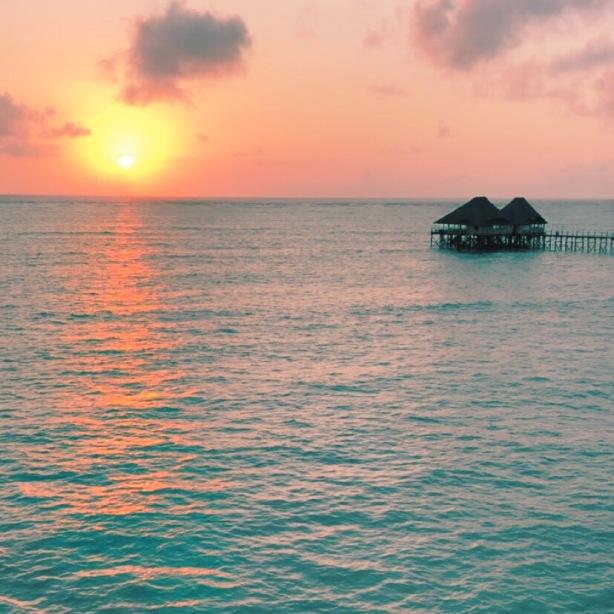 Melia Zanzibar - Sunrise - Beach - Ginandbone ©®