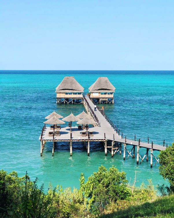Melia - Zanzibar - Pontoon - ocean - Ginandbone © ®
