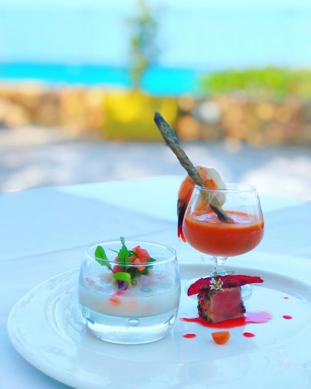Melia Zanzibar - Spices Restaurant Ginandbone ©®