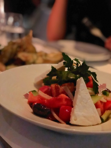 Greek Salad - Estiatorio Milos - London - Greek Food