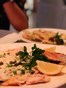 Fagri Fish - Estiatorio Milos - London - Greek Food