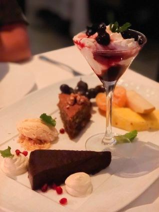 Dessert - Estiatorio Milos - London - Greek Food